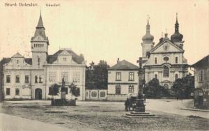 Czech Republic - Stará Boleslav Náměstí 02.35