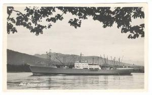 RP, Cargo Liner, M.S. Bonanza, 1920-1940s