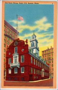 Old State House, Boston Mass