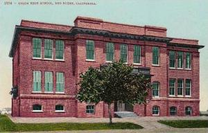 California Red Bluff Union High School