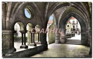 Old Postcard Luxeuil les Bains Le Cloitre