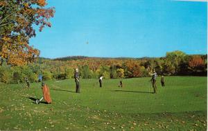 Larrimac Golf Course & Club , Gatineau Valley , Quebec , Canada , 50-60s