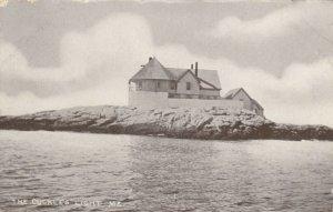 Maine , 1901-07 ; The Cuckles Lighthouse