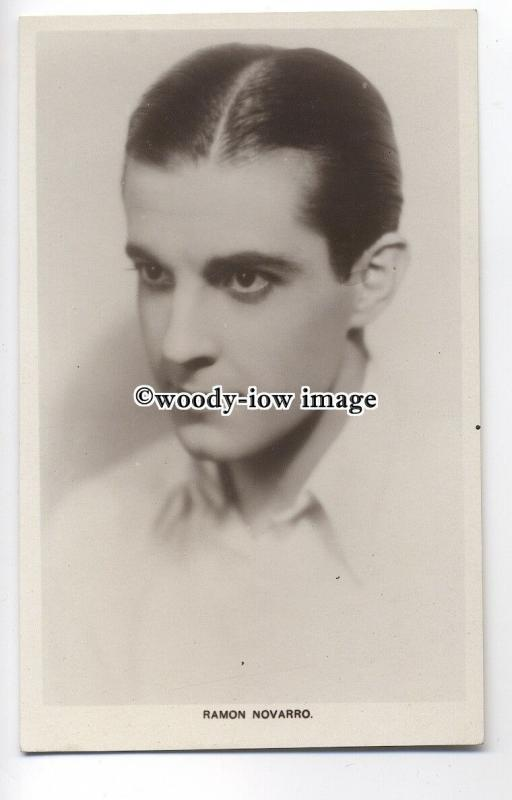 b3589 - Film Actor - Ramon Novarro, Picturegoer. No.58b -  postcard
