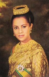 Thailand Her Majesty Queen Sirikit