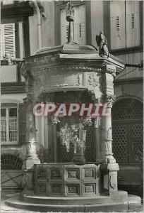 Modern Postcard Obernai (Bas Rhin) VieuxPuits 6 Buckets