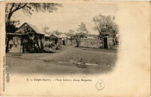CPA Diego Suarez- Place Kabary MADAGASCAR (830020)
