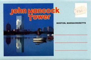 Folder - Massachusetts, Boston. John Hancock Tower (11 views + covers)