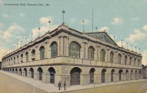 Missouri Kansas City Convention Hall 1917