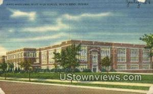 James Whitcomb Riley High School South Bend IN Unused