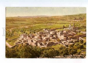 247615 ISRAEL Palestine Bethany JERUSALEM Vintage postcard