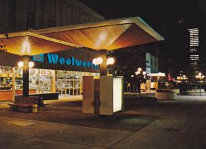 Woolworth Sparks Street Mall Ottawa Ontario Canada