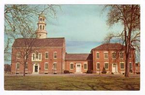Old State House, Dover, Delaware, 50-60s