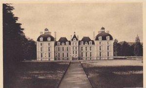 France Chateau de Cheverney Facade Nord
