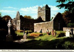 Ireland Kerry Killarney Muckross Abbey