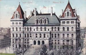 New York Albany State Capitol 1908