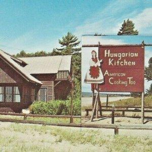 Hungarian Kitchen American Cooking Too Wood Cabin Restaurant Dune Shores Resort