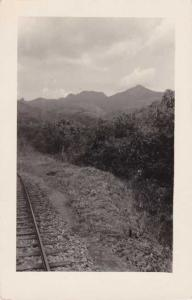 RPPC View from Train near Antioquia, Colombia