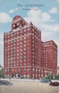 New Jersey Atlantic City The Madison 1950
