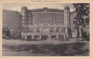 WEST POINT, New York, 1900-1910's; The U.S. Hotel Thayer
