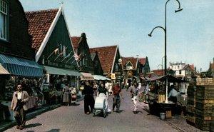 Street Scene,Volendam,Netherlands