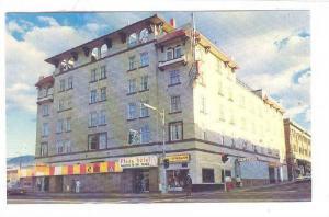 Plaza Motor Hotel, Kamloops, British Columbia, Canada, 40-60s