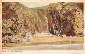 C.I. Guernsey, Petit Port Bay 1951