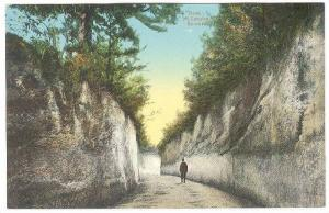 Road Mt.Langton, Bermuda, 00-10s