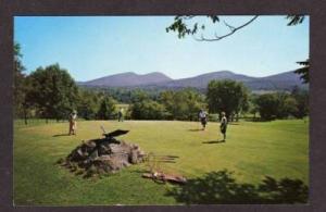 NH Eagle Mountain Golf Course JACKSON NEW HAMPSHIRE PC