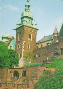 Poland Kkrakow Katedra wawaelska