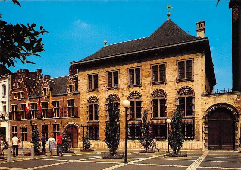 Belgium Antwerpen Rubenshuis Maison Rubens House