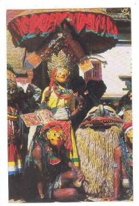 Mahalaxmi Dance,  Bhadgaon, NEPAL , 40-60s