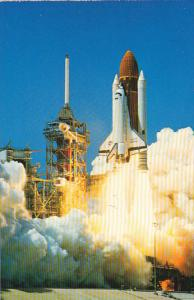 Space Shuttle Challenger 4 April 1983 Kennedy Space Center Florida