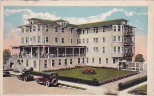New Jersey Wildwood Hotel Dorsey 1922