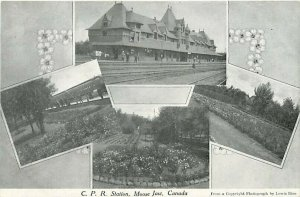 Canada, Saskatchewan, Moose Jaw, C.P.R. Station, Lewis Rice