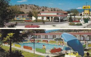 Spanish Inn Motel Kelowna British Columbia Canada