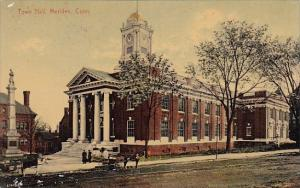 Connecticut Meriden Town Hall