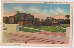 Pioneer Memorial Stat Park KY