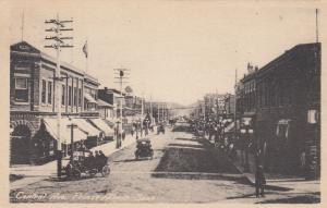 PRINCE ALBERT , Saskatchewan , Canada , 10-20s ; Central Avenue
