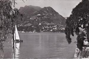 Switzerland Lugano Monte Bre 1957 Photo