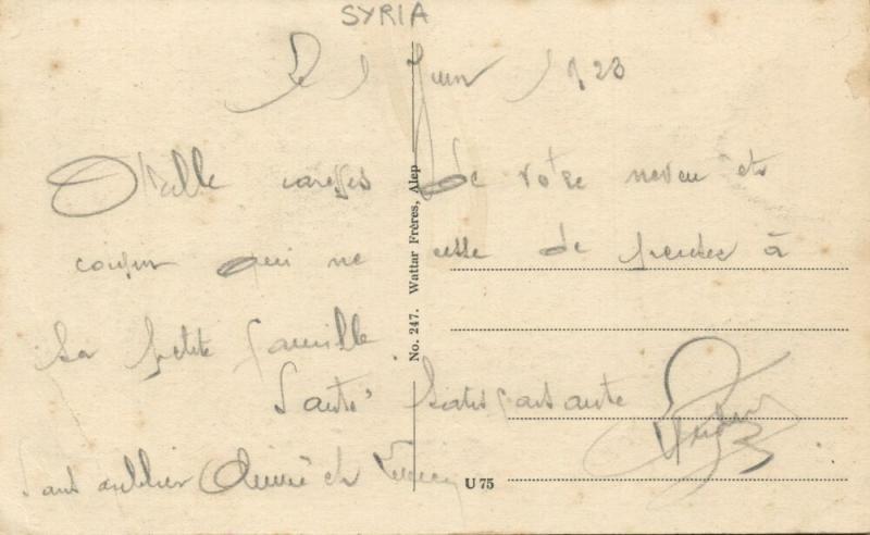 syria, DJERABLISSE, The Railway Station of Baghdad (1920s) Wattar 247