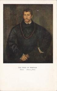 Titian The Duke Of Norfolk