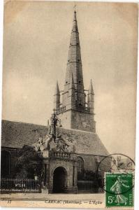 CPA CARNAC - L'Église (205961)