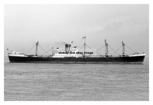 mc3097 - Union Castle Line Cargo Ship - Kenilworth Castle - photo 6x4