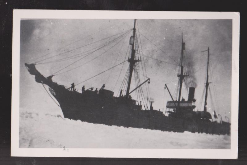 NEWFOUNDLAND - SS Thetis Sealing Ship - 1930s