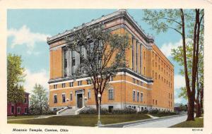 Ohio Canton Masonic Temple