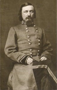 CIVIL WAR, General George Pickett, Confederate, Uniform, Gettysburg, Modern PC