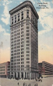 PITTSBURGH , Pennsylvania, 1916 ; Union Bank Building
