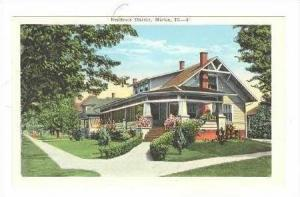 Residence District , Marion , Illinois , 00-10s