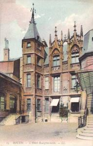 L'Hotel Bourgtheroulde, Rouen (Seine Maritime), France, 1900-1910s